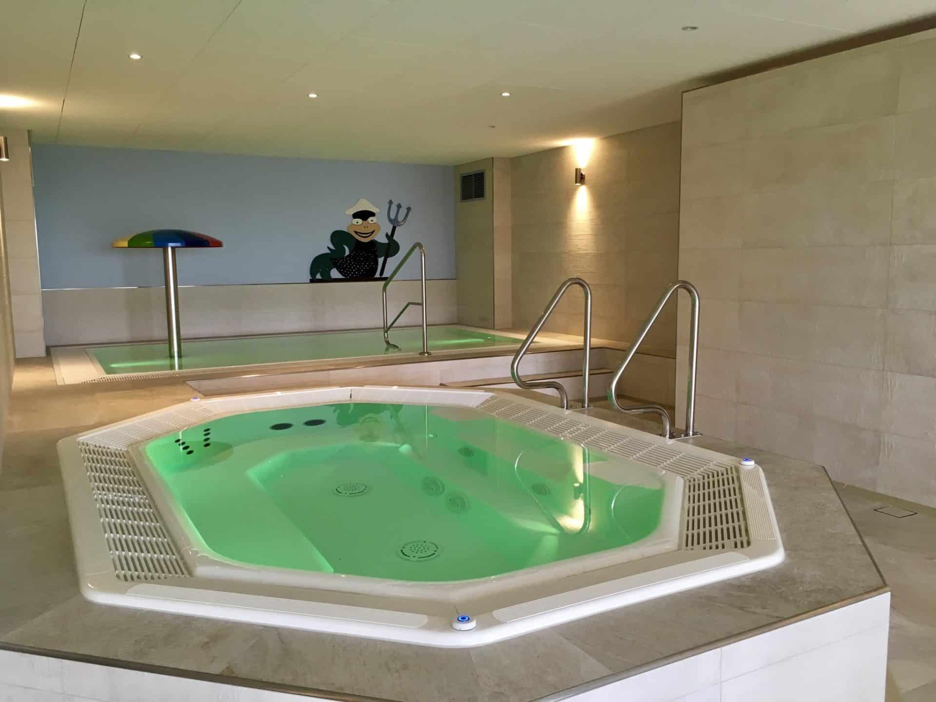 Whirlpool eröffnet | Haffhus | Wellness