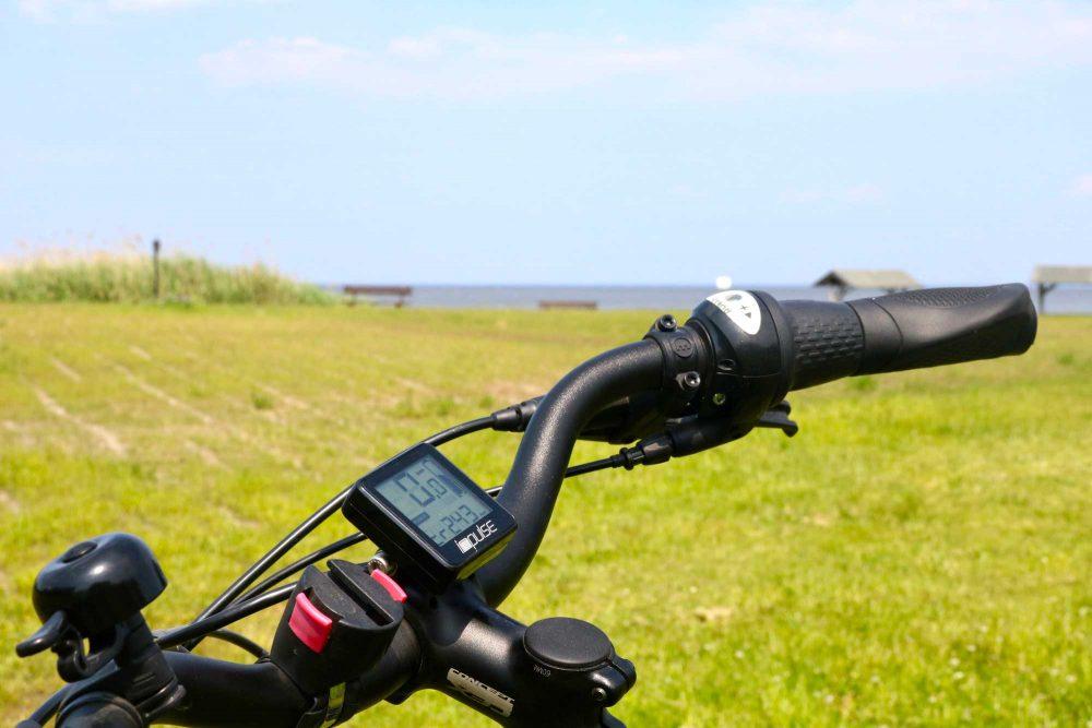 Fahrradverleih   Haffhus  