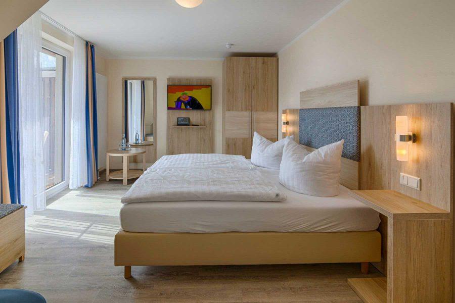 Double Bedroom | Haffhus |