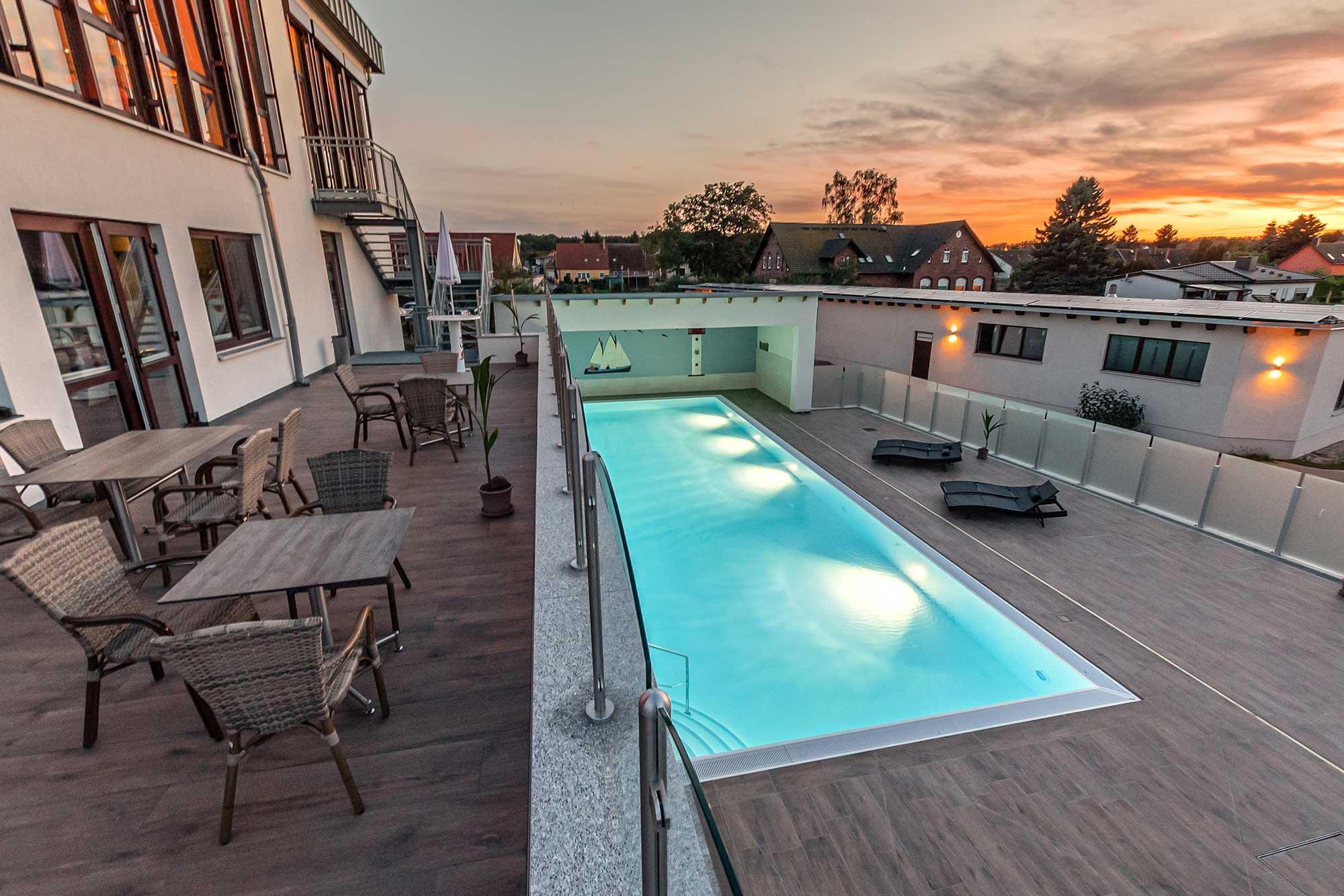 Haffhus Pool