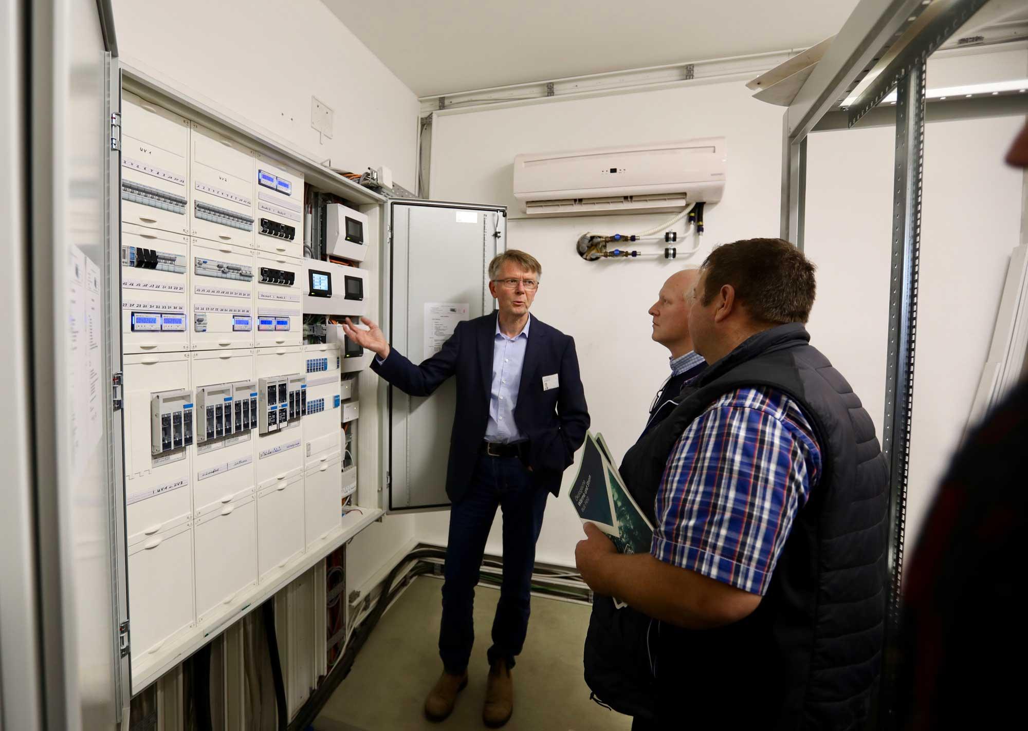 Stephan Janbeck erklärt alles zum Thema Monitoring und Automatisierung
